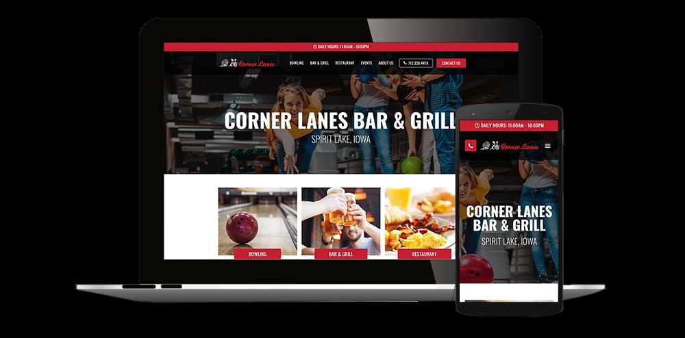 Website Design South Dakota, Iowa, Minnesota