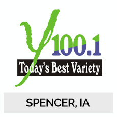 Y100.1 Today's Best Variety Spencer, IA
